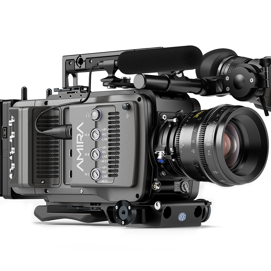 Arri Canon  BlackMagic